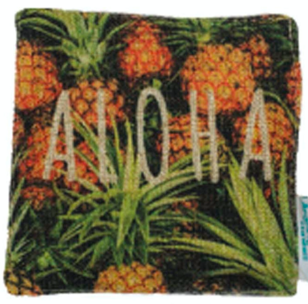 Aloha Pineapple  Placemat