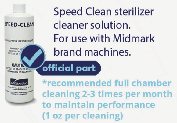Midmark Speed Clean