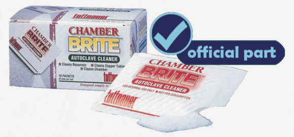 ChamberBrite Sterilizer Cleaner (Box of 10)