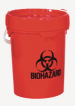 Hazardous Disposal Container
