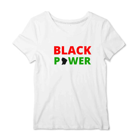 Image of black power gana femme