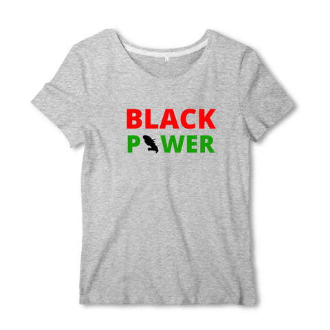 black power martinique femme