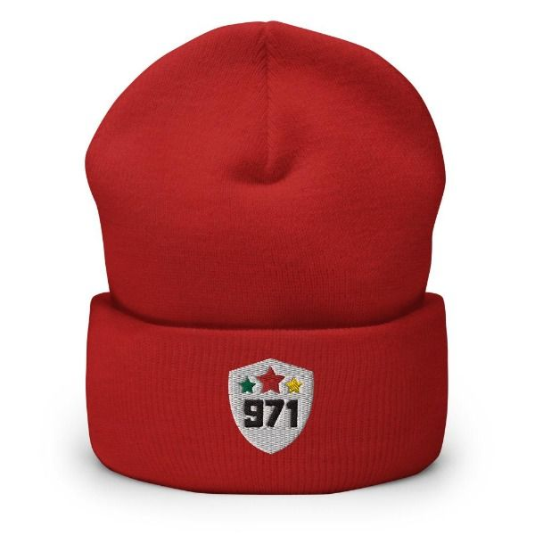 971 bonnet rouge