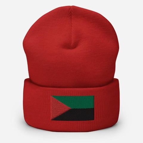 drapeau martinique bonnet rouge