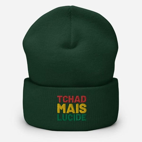 Image of tchad mais lucide vert