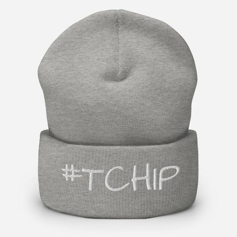 Image of tchip bonnet gris