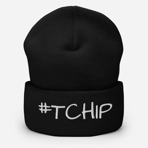 Image of tchip bonnet noir