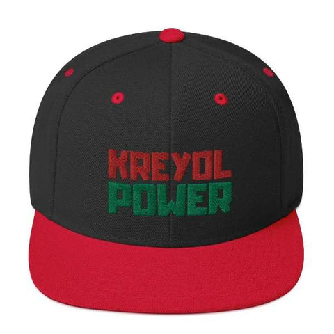 Image of casquette kreyol power 1