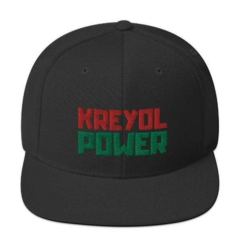 Image of casquette kreyol power 2