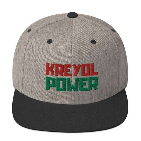 Image of casquette kreyol power 3
