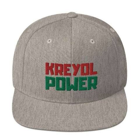 Image of casquette kreyol power 4