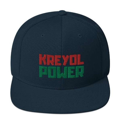 Image of casquette kreyol power 5