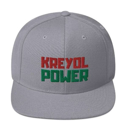 Image of casquette kreyol power 6