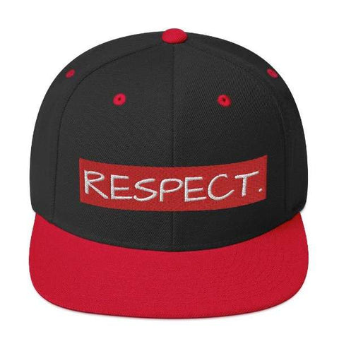 Image of casquette respect 1
