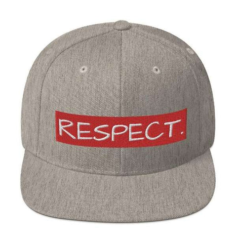 Image of casquette respect 3