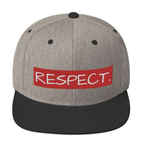 Image of casquette respect 4
