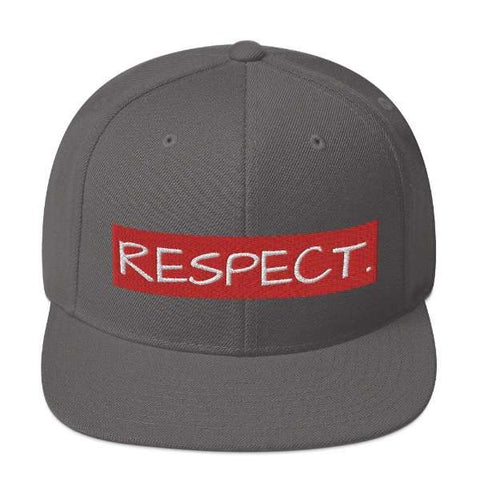 Image of casquette respect 7