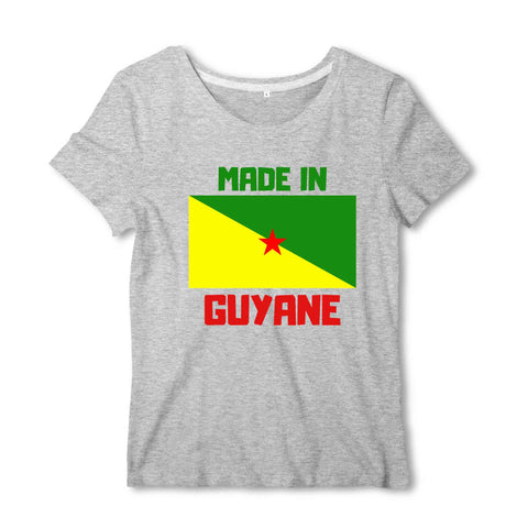 Image of T-shirt Femme - Made in Guyane