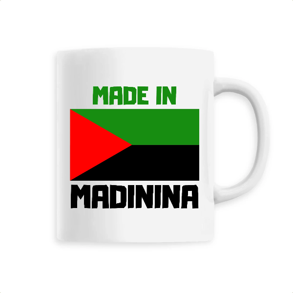 MUG - MADE IN MADININA