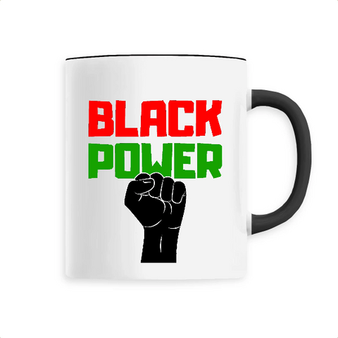 MUG - BLACK POWER