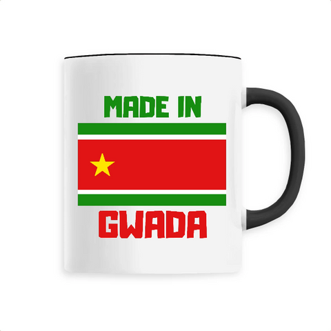 Image of MUG - MADE IN GWADA