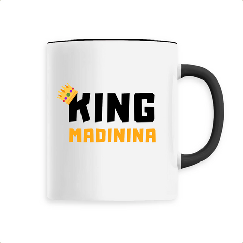 Image of MUG - KING MADININA