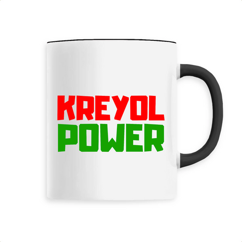 Image of MUG - KREYOL POWER