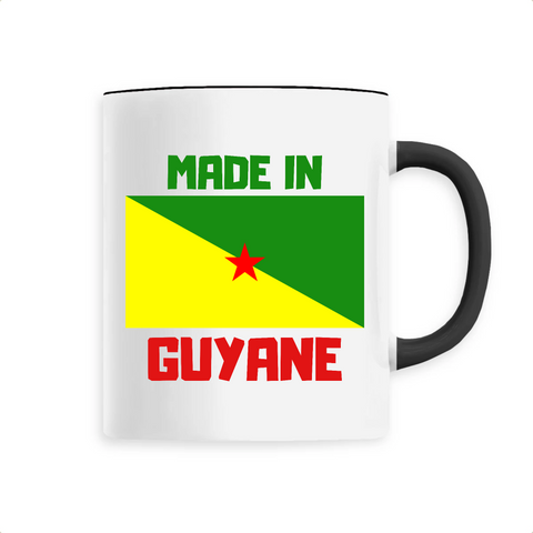 Image of MUG - MADE IN GUYANE