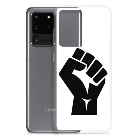 Image of Coque Samsung - POING LEVÉ