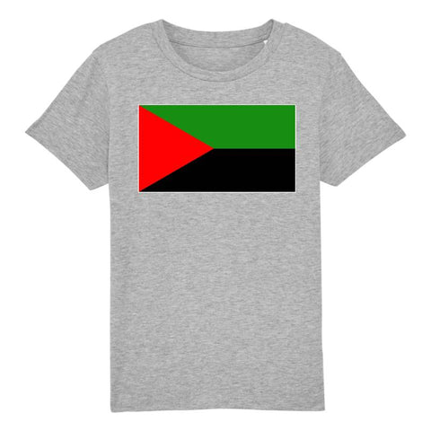 Image of drapeau independantiste martinique tshirt enfant