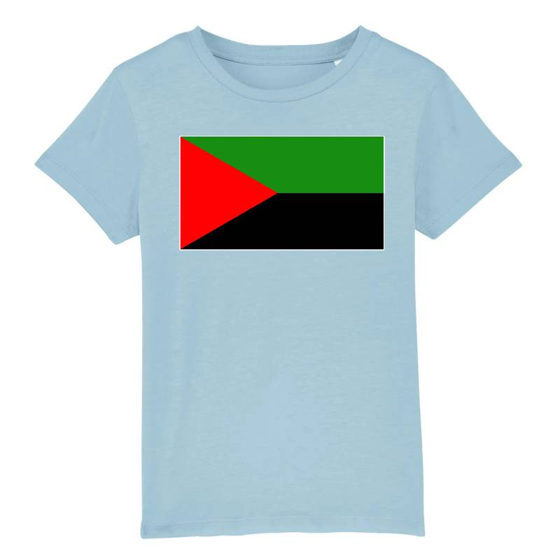 tshirt drapeau independantiste martinique enfant