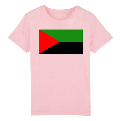 Image of drapeau independantiste martinique t-shirt enfant