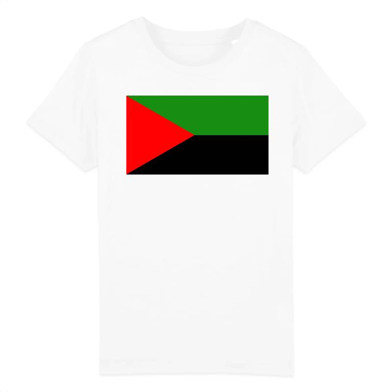 t-shirt enfant drapeau independantiste martinique