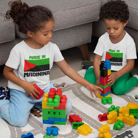 T-Shirt Enfant - Made in Madinina