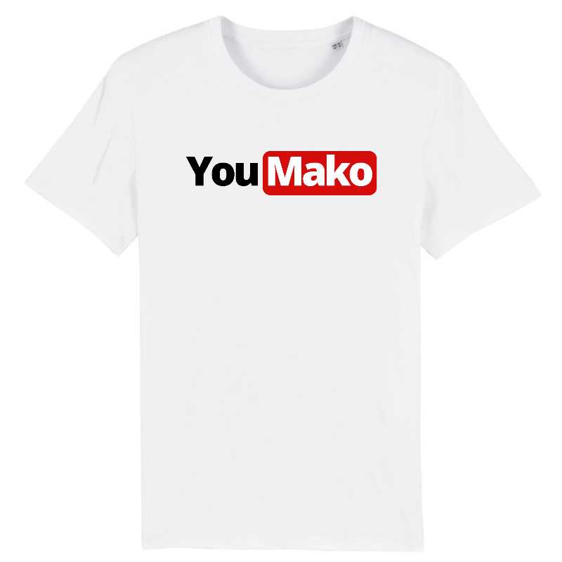 tshirt homme you mako