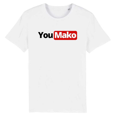 Image of tshirt homme you mako