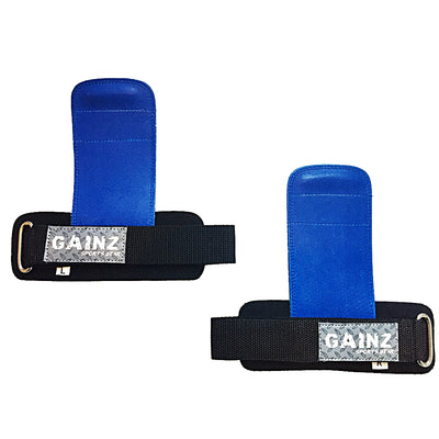 "Male Blue ""Load & Lock"" Grips"