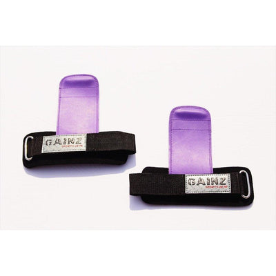 "Female Purple ""Load & Lock"" Grips"