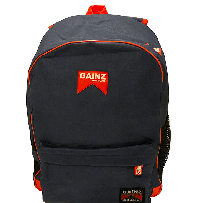 Gainz Sportsgear Navy Blue Gym Bag