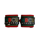 "HBCU Athlete Wrist Wraps 18"" (USPA Approved)"