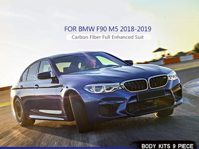 BMW F90 M5 Carbon Fiber Wide Body Kit