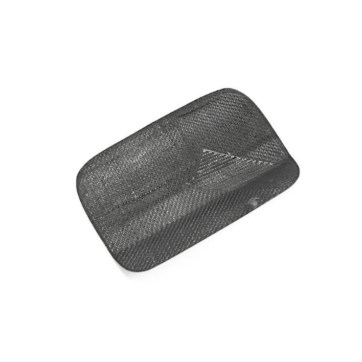 For BMW 5 Series G30 Sedan 17-20 Carbon Fiber Fuel Oil Tank Cup Cover