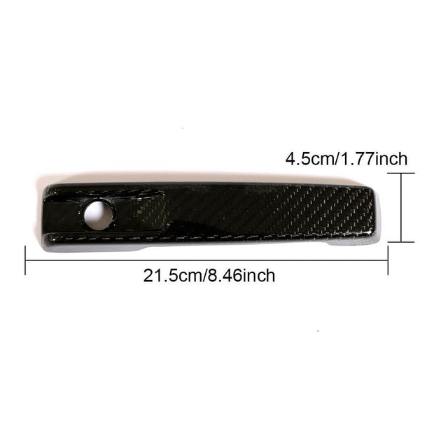 For Mercedes Benz W463 Wagon 04-18 Carbon Fiber Door Handle Cover
