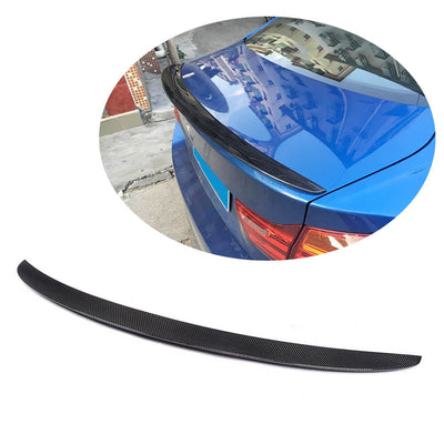For BMW 4 Series F32 Coupe 14-19 Carbon Fiber Rear Trunk Spoiler Boot Wing Lip