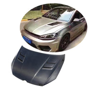 For Volkswagen VW Golf 7 MK7 Standard GTI R R-line Hatchback 14-16 Carbon Fiber Engine Bonnet Hood Cover