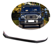 For Mercedes Benz W463 G63 AMG Wagon 19UP Carbon Fiber Front Bumper Lip Chin Spoiler Body Kit