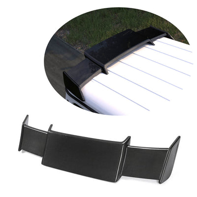 For Mercedes Benz W463 Wagon 19UP Dry Carbon Fiber Rear Roof Spoiler Window Wing Lip