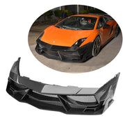 For Lamborghini Gallardo 09-14 Carbon Fiber Front Bumper Body Kit