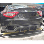 For Maserati Gran Turismo GT Coupe 12-14 Carbon Fiber Rear Trunk Spoiler Boot Wing Lip