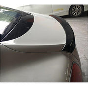 For Bentley Continental GT 2nd Gen Coupe 12-14 Carbon Fiber Rear Trunk Spoiler Boot Wing Lip